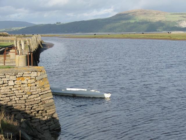 punt in harbour 2005